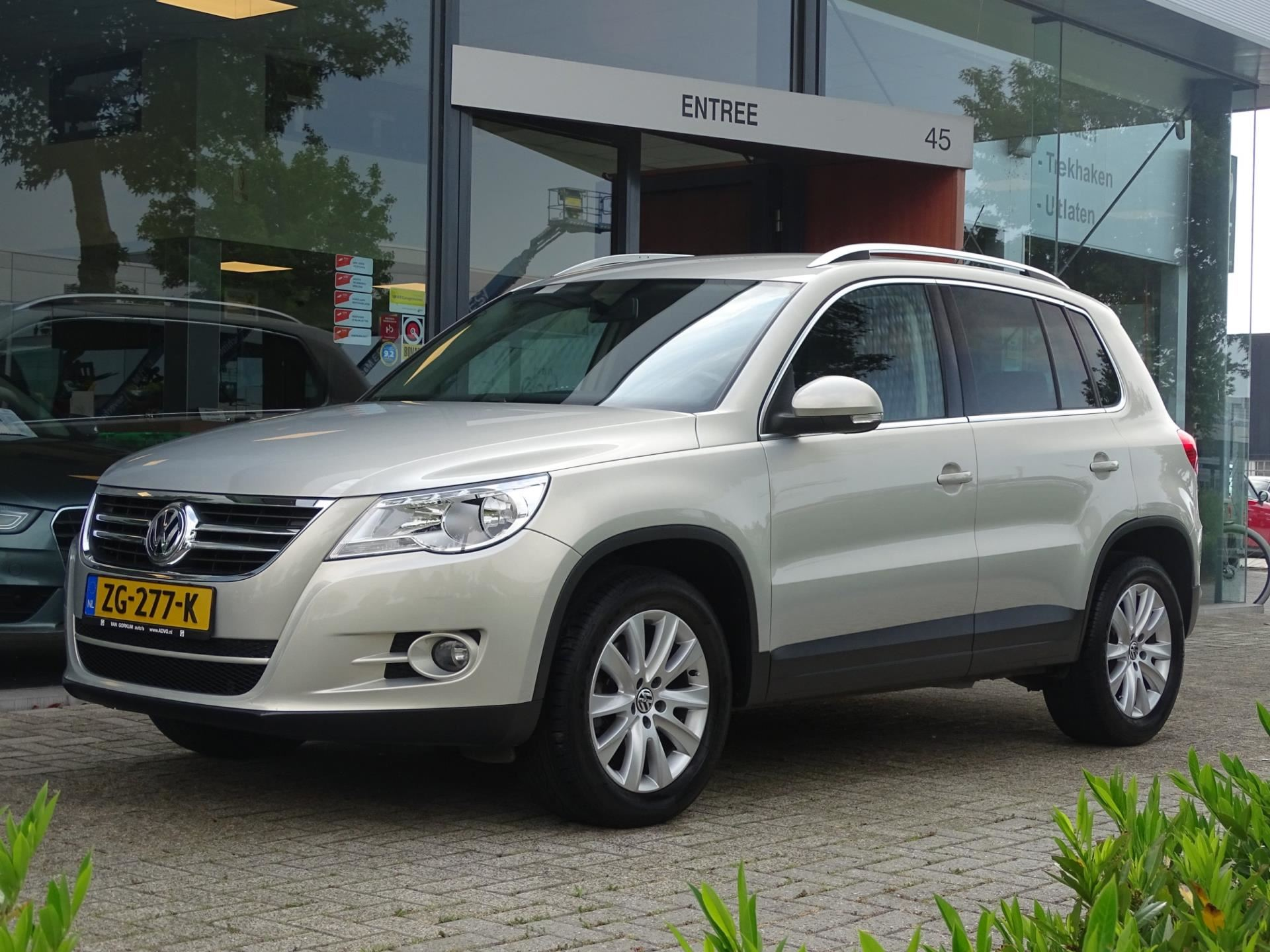 Volkswagen Tiguan occasion - Autobedrijf van Gorkum