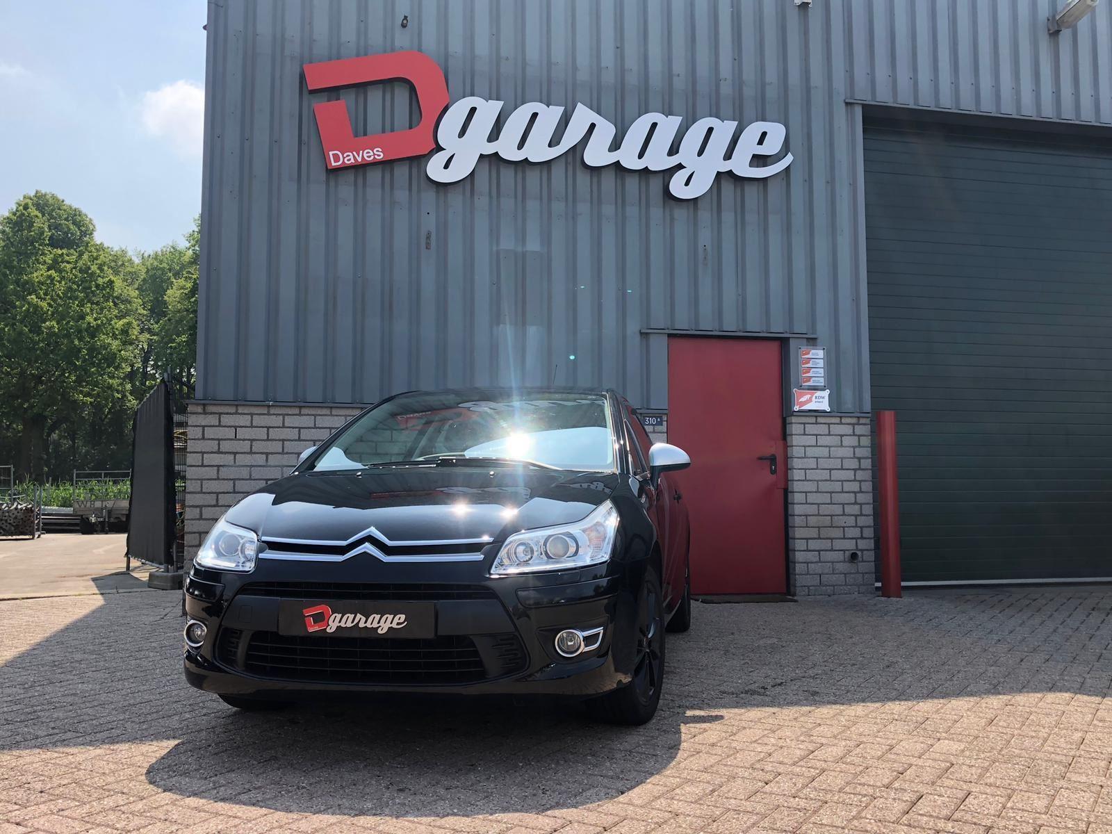 Citroen C4 Coupé occasion - Dave's Garage