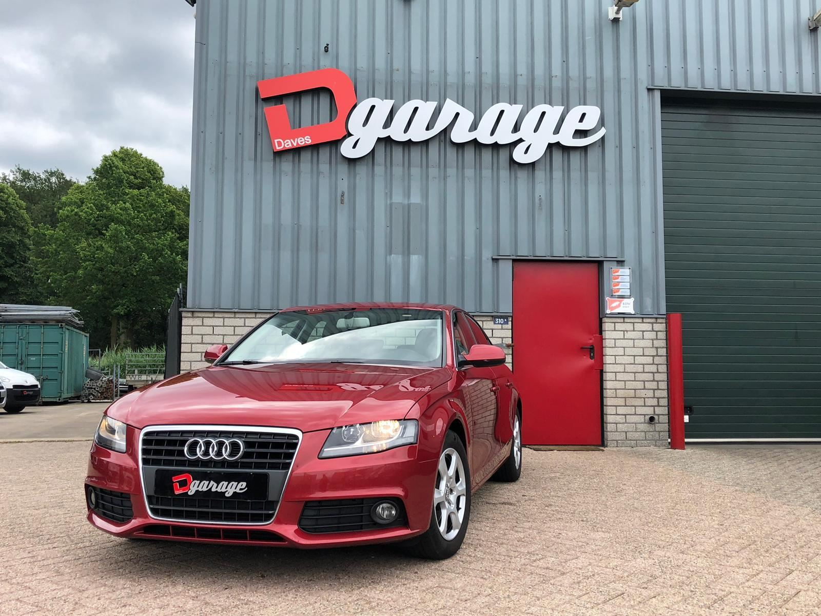 Audi A4 occasion - Dave's Garage
