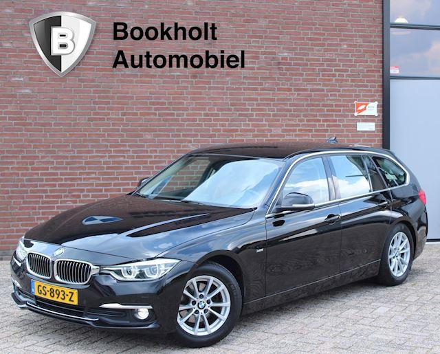 BMW 3-serie Touring 320d VOL! Full LED, Harman Kardon, Sportleer, Luxury line, Facelift, 2015
