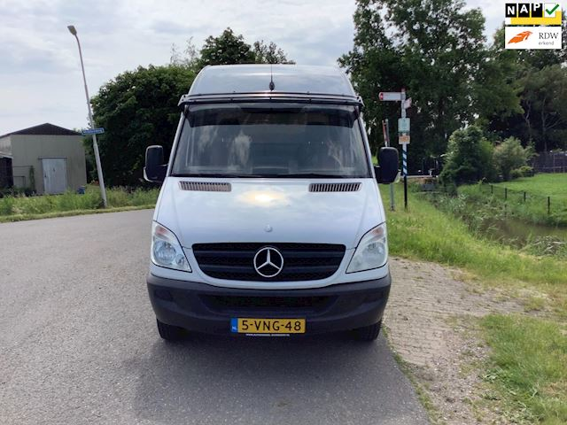Mercedes-Benz Sprinter 515 2.2 CDI 366 EHD