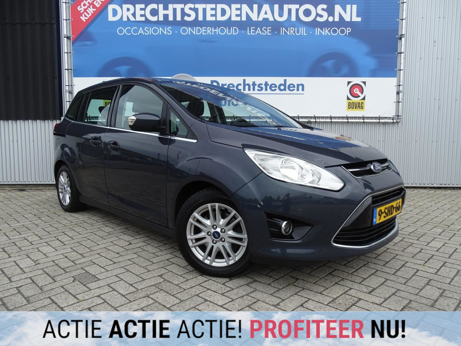 Ford Grand C-Max occasion - Drechtsteden Auto's