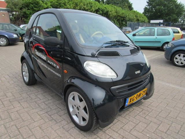 Smart FORTWO occasion - Teunisse Auto's