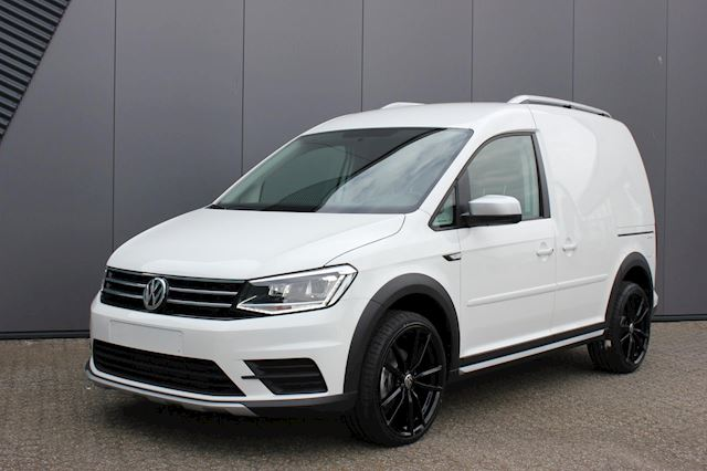 Volkswagen Caddy 2.0 TDI L1H1 BMT Exclusive Edition CROSS 150PK / APPLE CARPLAY / NEW / DIRECT RIJDEN / UNIEK IN NEDERLAND