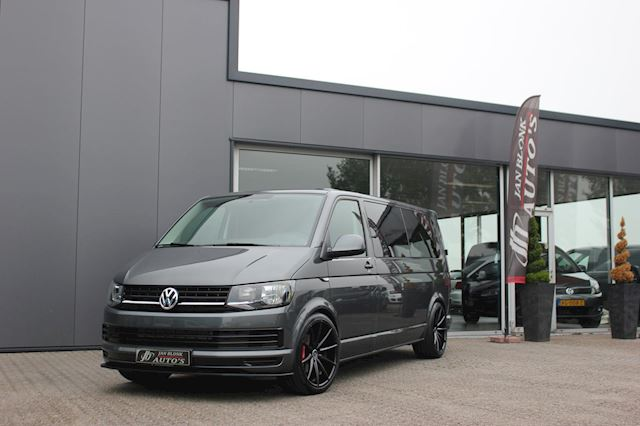 Volkswagen Transporter 2.0 TDI L2H1 Comfortline DC / TREKHAAK / APPLE CARPLAY / AIRCO / NIEUWSTAAT 58DKM