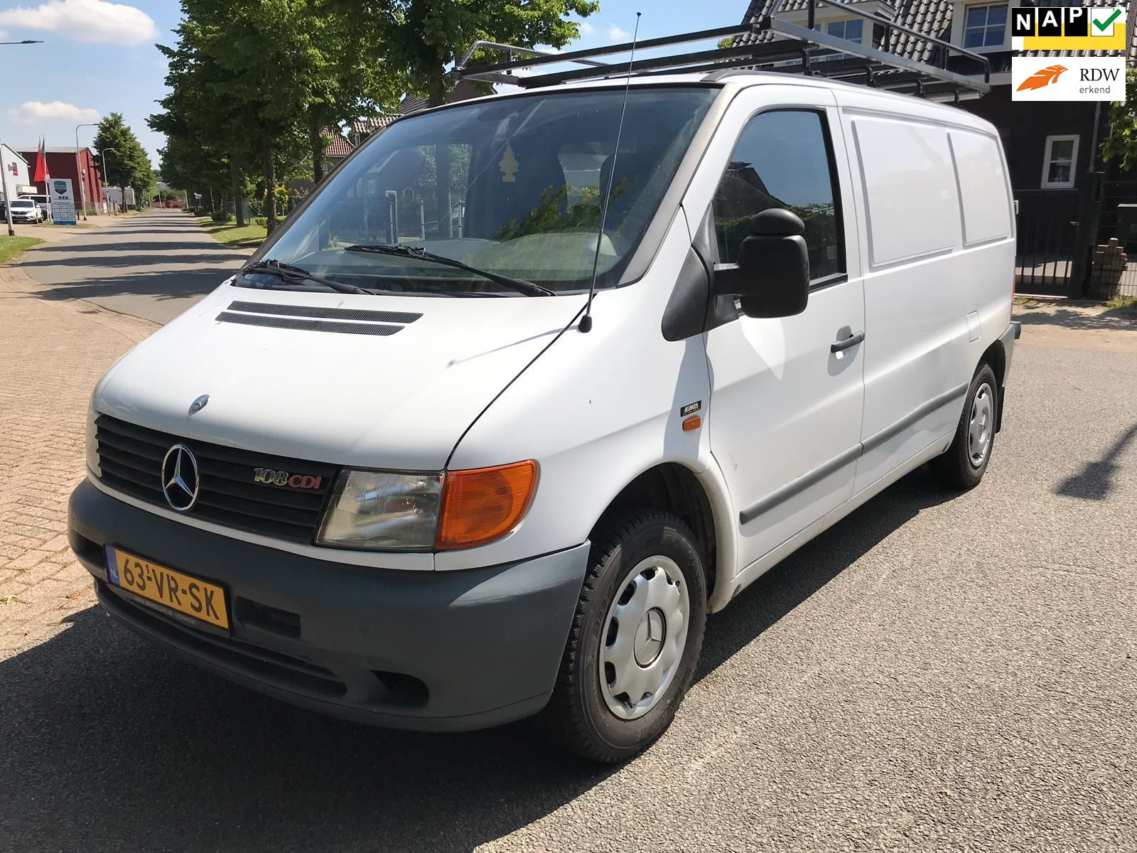 Mercedes-Benz 108 CDI occasion - ABV Holland