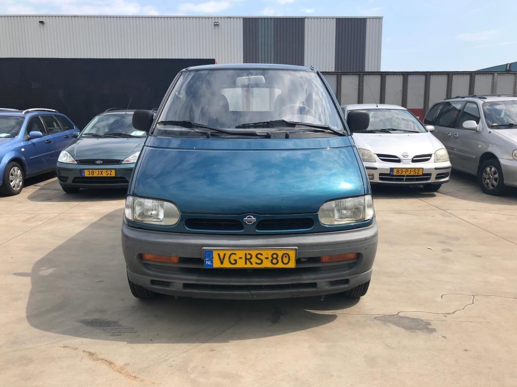 Nissan Vanette occasion - Team Allround Venlo