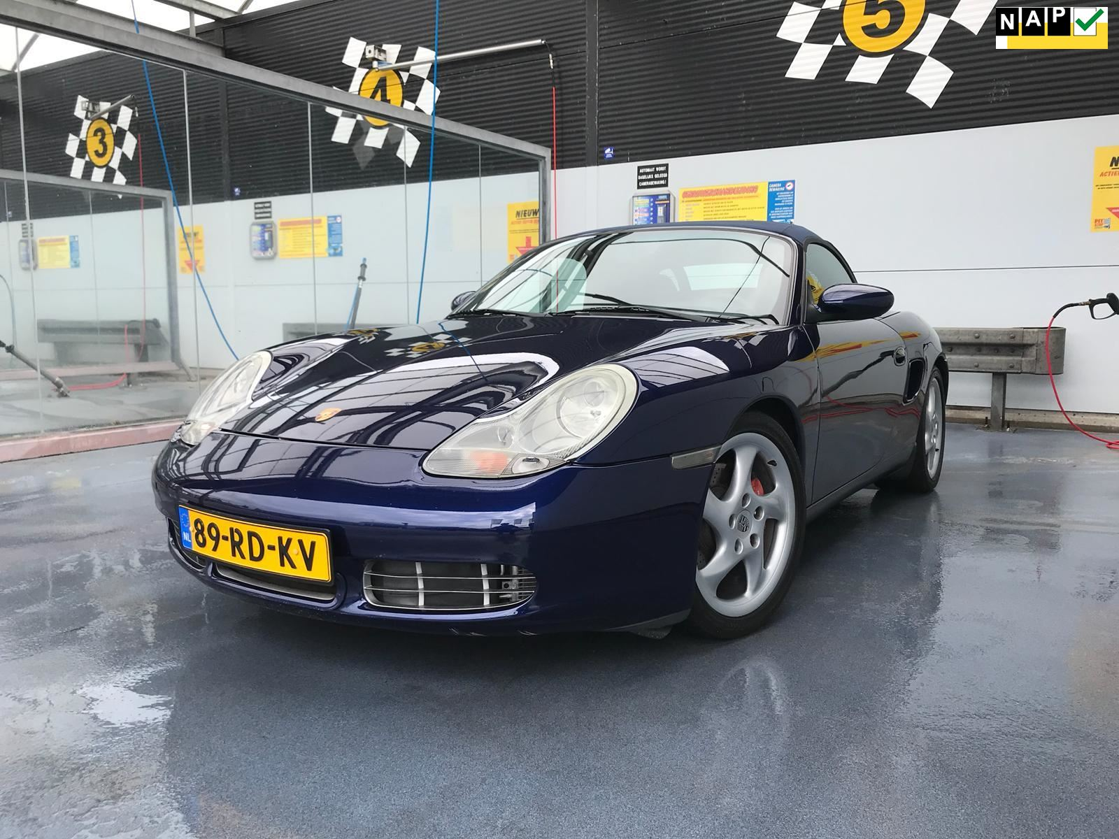 Porsche Boxster S occasion - Pitstop Car Trading