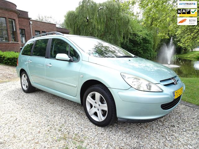Peugeot 307 SW 2.0 16V PANORAMA/airco/CRUISE *apk:07-2020*