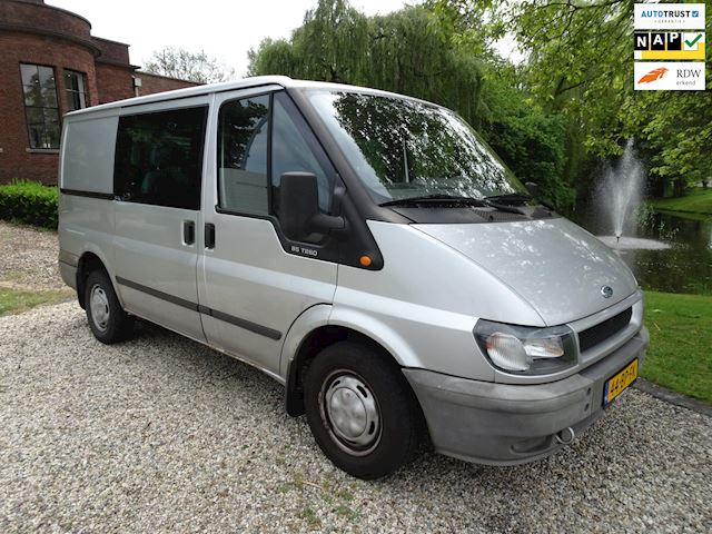 Ford Transit 260S 2.0TDdi Business Edition DC invalidebus !!!!