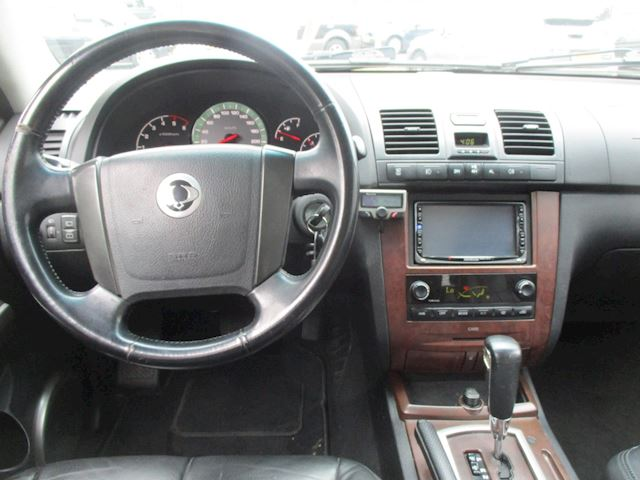 SsangYong Rexton RX 270 Xdi s Automaat/Leer/4WD