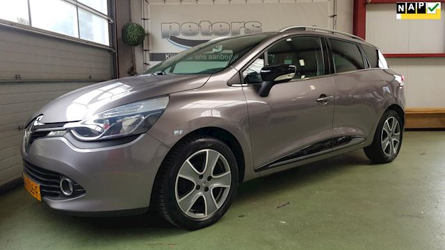 Renault Clio Estate 1.5 dCi ECO Night&Day Pdc Navi Cruise control