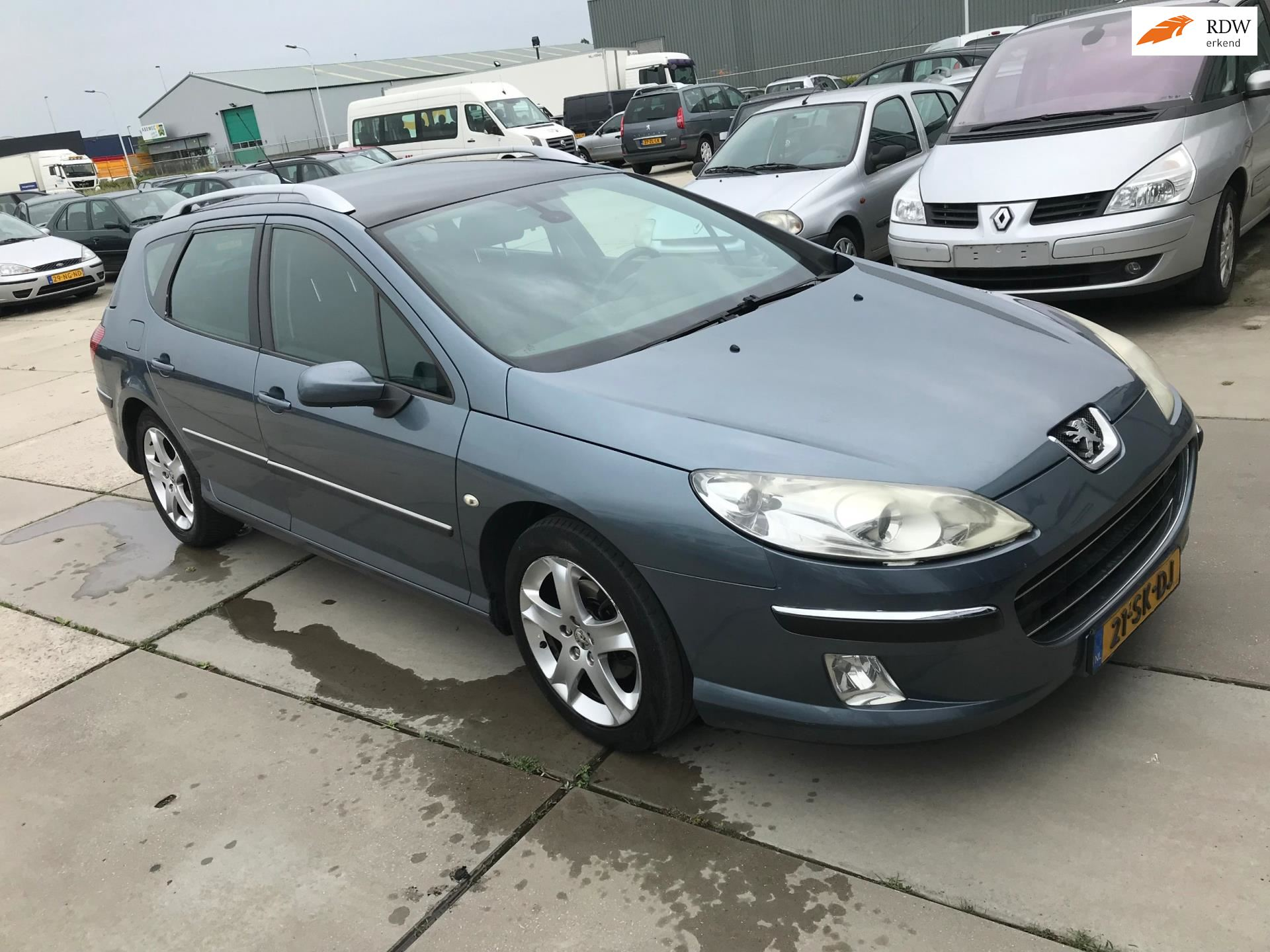 Peugeot 407 SW occasion - Sonke Cars