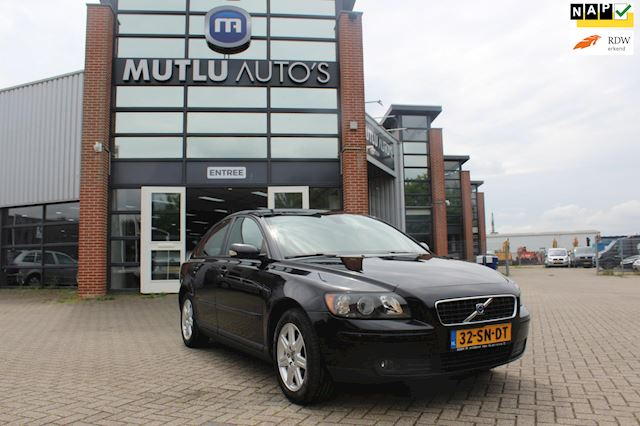 Volvo S40 2.4 Automaat,Airco,NAP,PDC,Leer,incl.APK