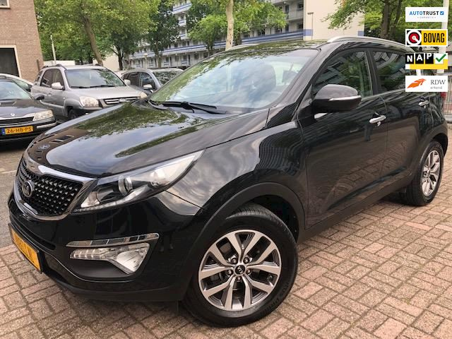 Kia Sportage 1.6 GDI World Cup Edition Navi/Camera/Leer