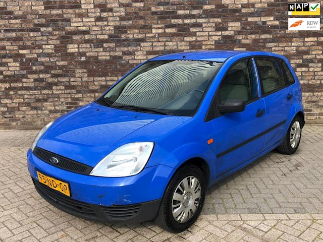 Ford Fiesta 1.4 TDCi Core