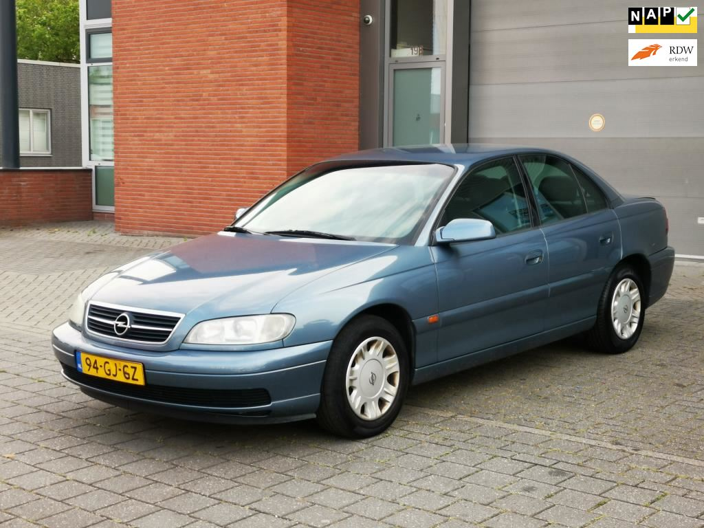Opel Omega occasion - Staal Cars