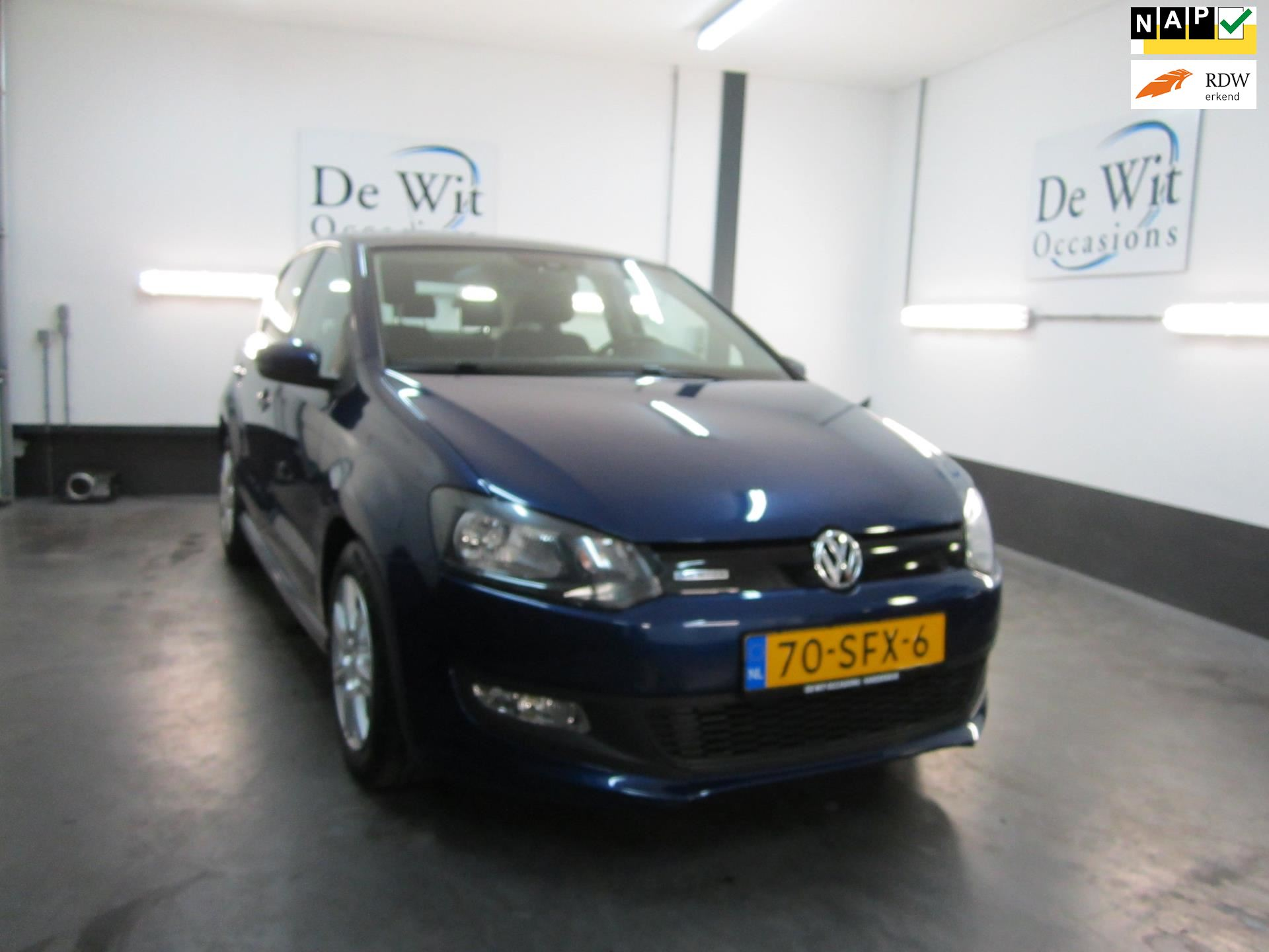 Volkswagen Polo occasion - De Wit Occasions
