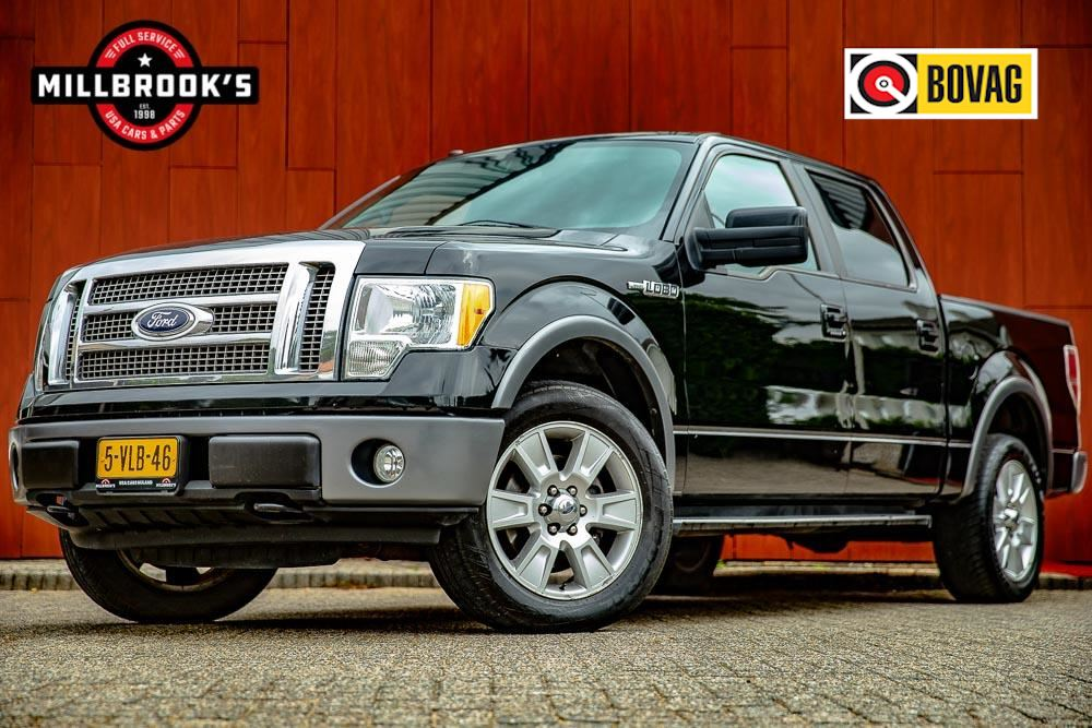 Ford USA F150 occasion - Millbrooks USA Cars & Parts Nuland