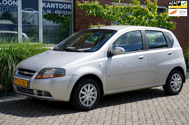 Chevrolet Kalos occasion - Van Loon Automotive