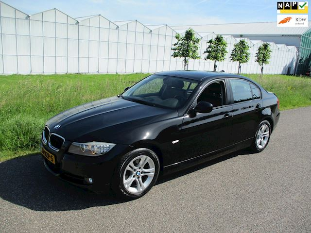 BMW 3-serie 318d Corporate Lease Luxury Line