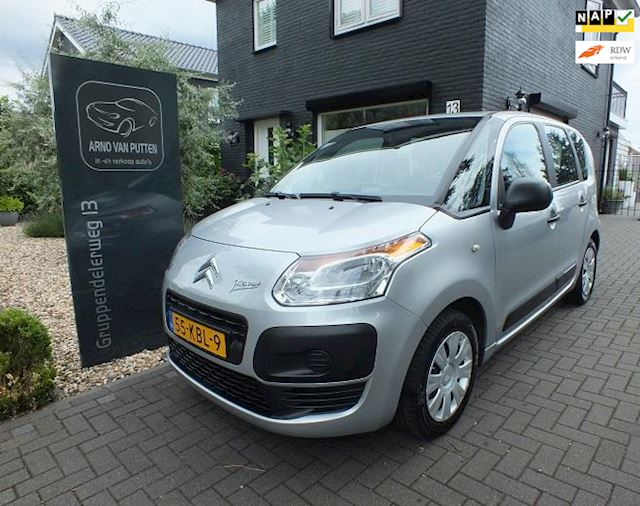 Citroen C3 Picasso 1.4 VTi Seduction Origineel Nederlands!