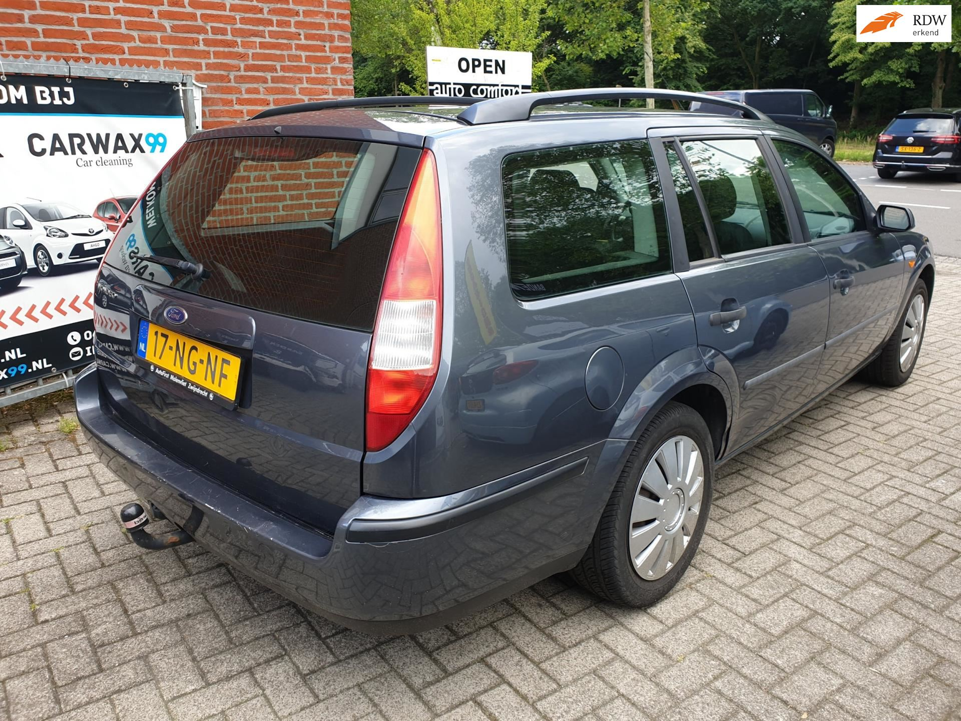 Ford Mondeo Wagon occasion - Cars99
