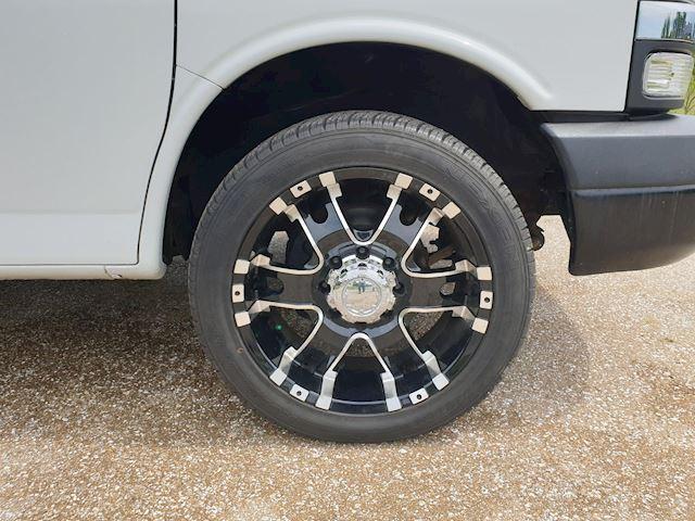 Chevrolet Chevy Van 2014 V8 6.0 350 PK prijs incl nieuwe LPG G3 en GARANTIE en nu voor !