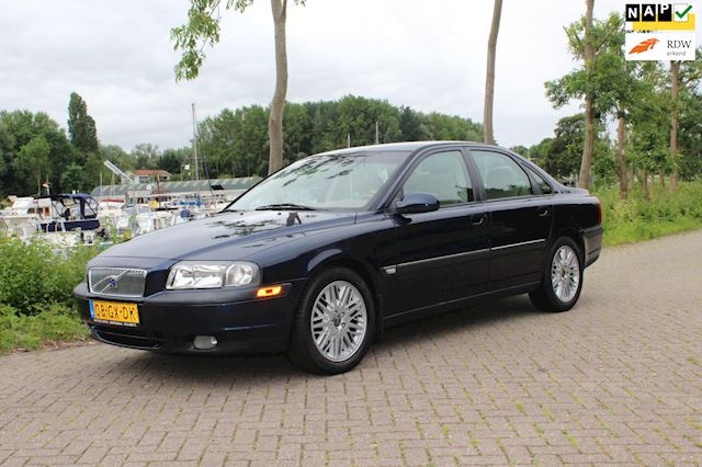 Volvo S80 2.4T Wasa Limited Edition