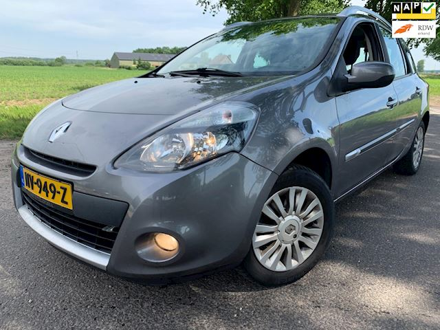 Renault Clio Estate 1.5 dCi Night & Day 116.000km 2011