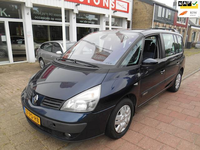 Renault Espace 2.0 T Expression Automaat