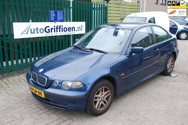 BMW 3-serie Compact occasion - Auto Griffioen B.V.