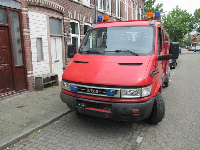 Iveco Daily 50 C 14 345 DC Iveco Bergingsauto