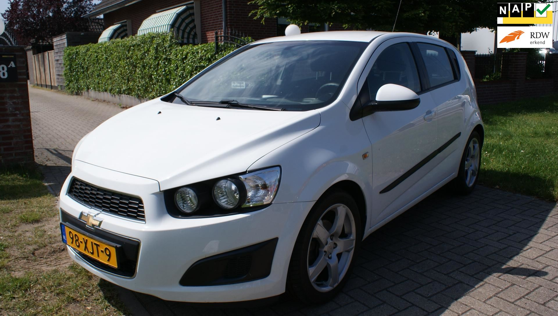 Chevrolet Aveo occasion - Autoservice Wachtmeester