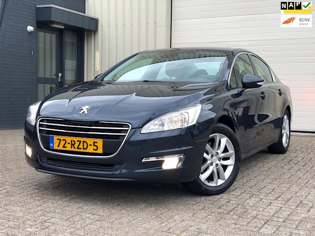 Peugeot 508 1.6 THP Blue Lease Executive VOL DEALER ONDERHOUD CLIMA PDC NAVI