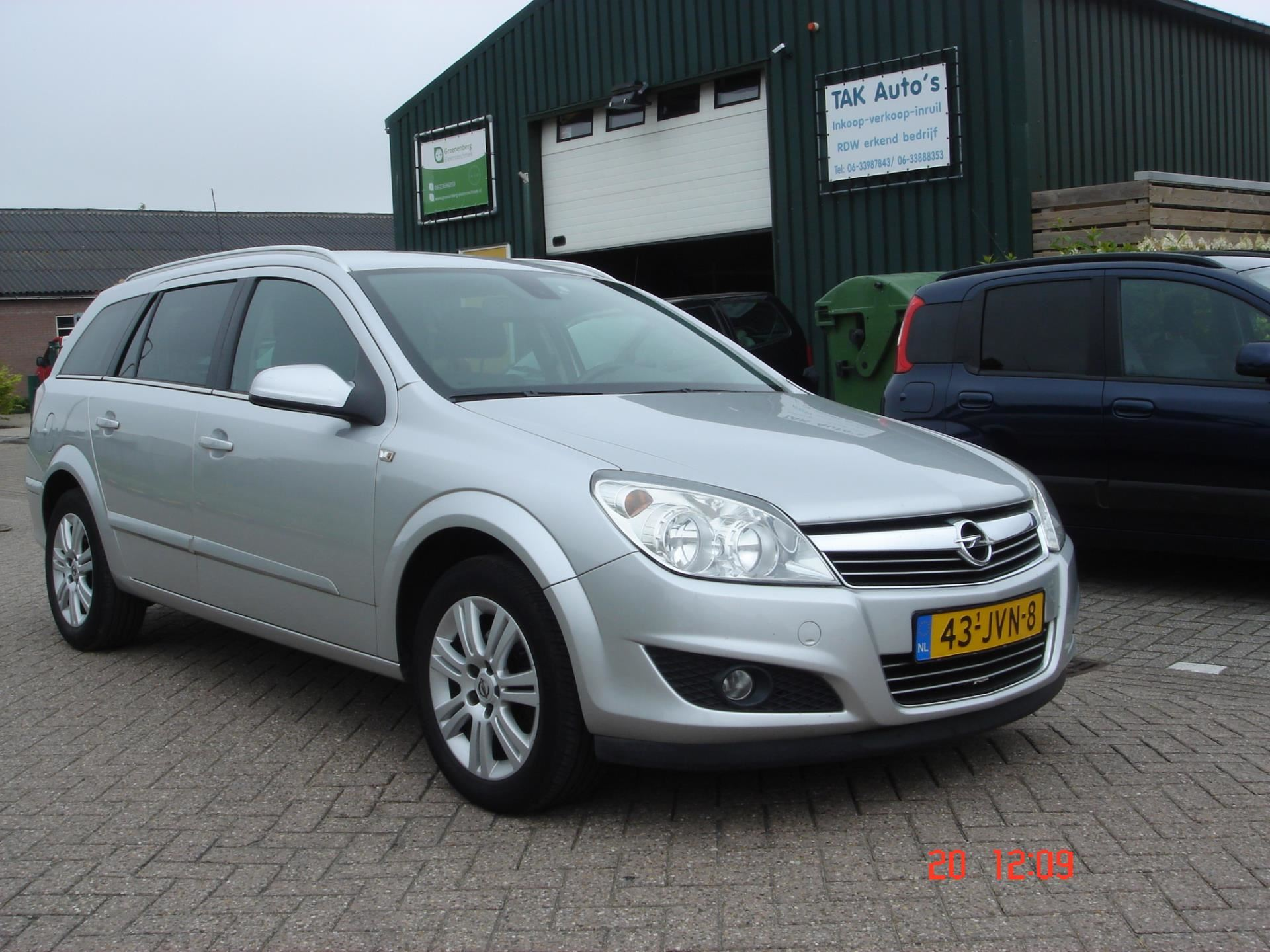 Opel Astra Wagon occasion - Tak Auto's