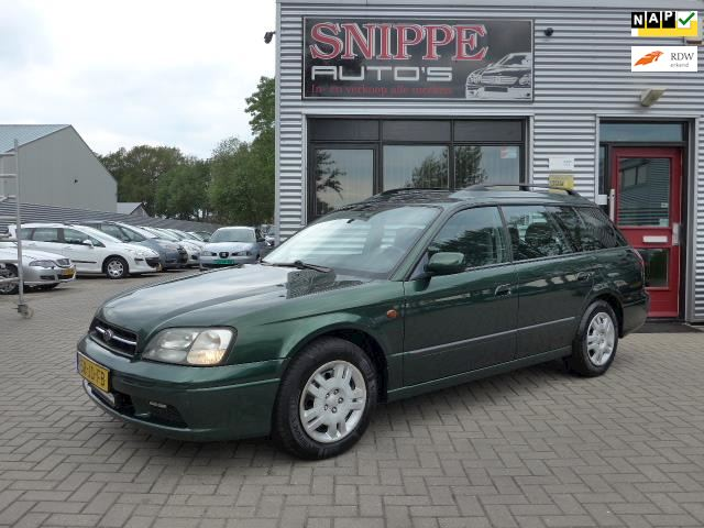 Subaru Legacy Touring Wagon 2.0 GL AWD -CRUISE-TREKHAAK1600KG-APK TM 4-4-2020!!-