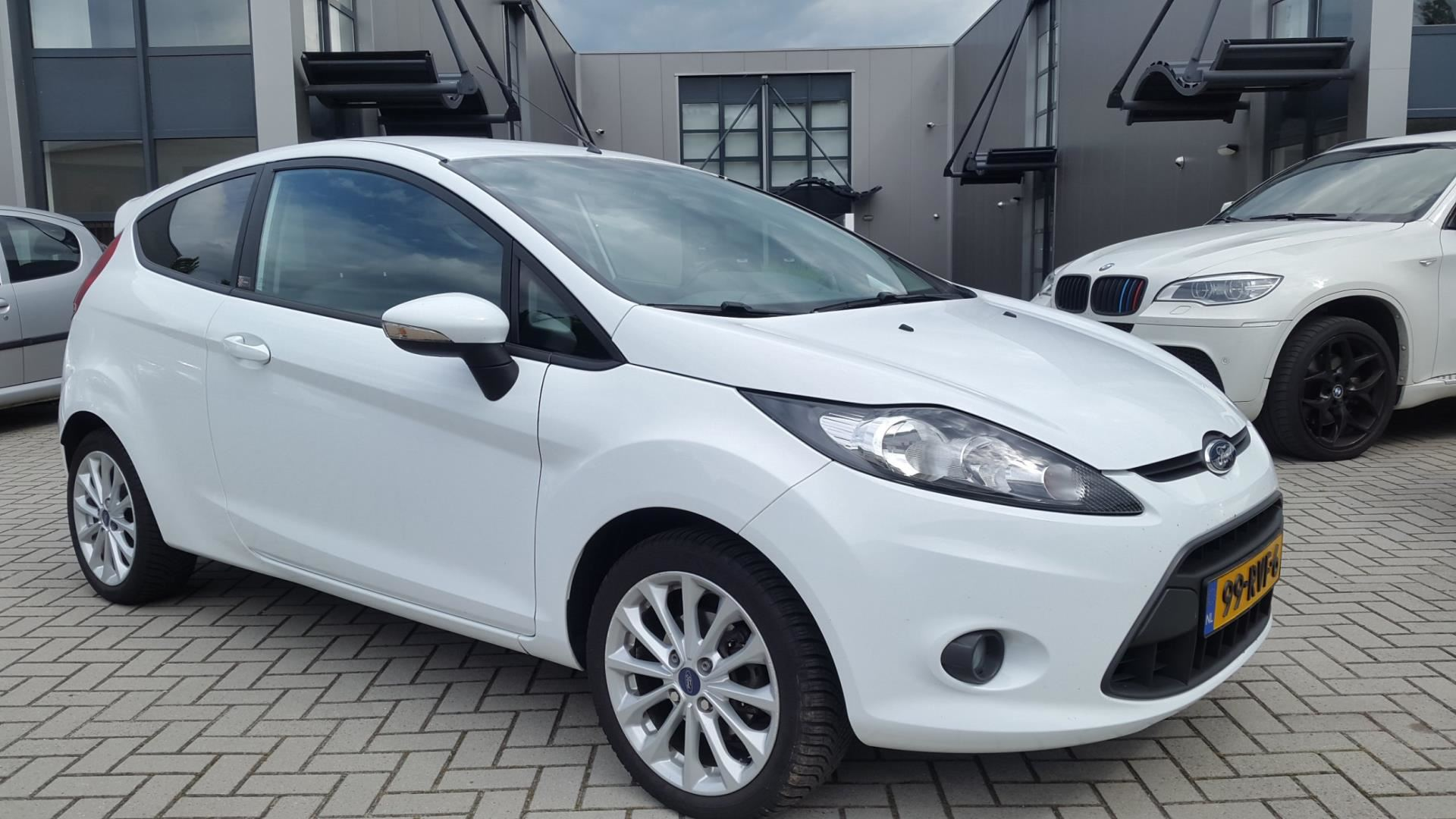 Ford Fiesta occasion - Weerterveld Auto's