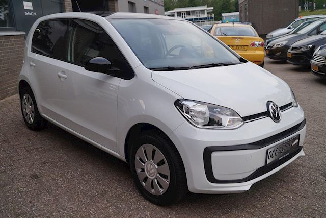 Volkswagen Up! 1.0 BMT high up! 5 Deur Airco Dealer Onderhouden