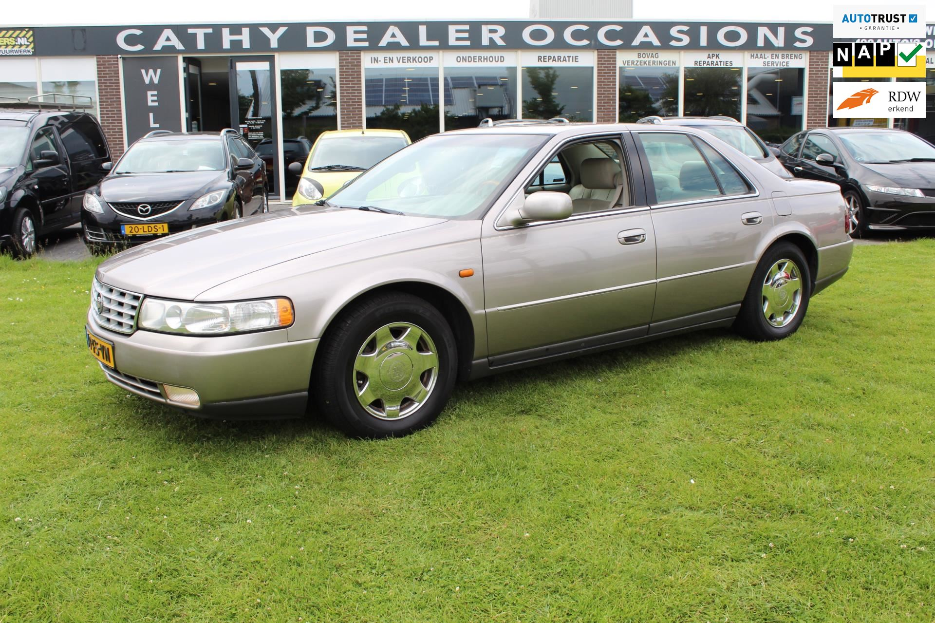 Cadillac Seville occasion - Cathy Dealer Occasions