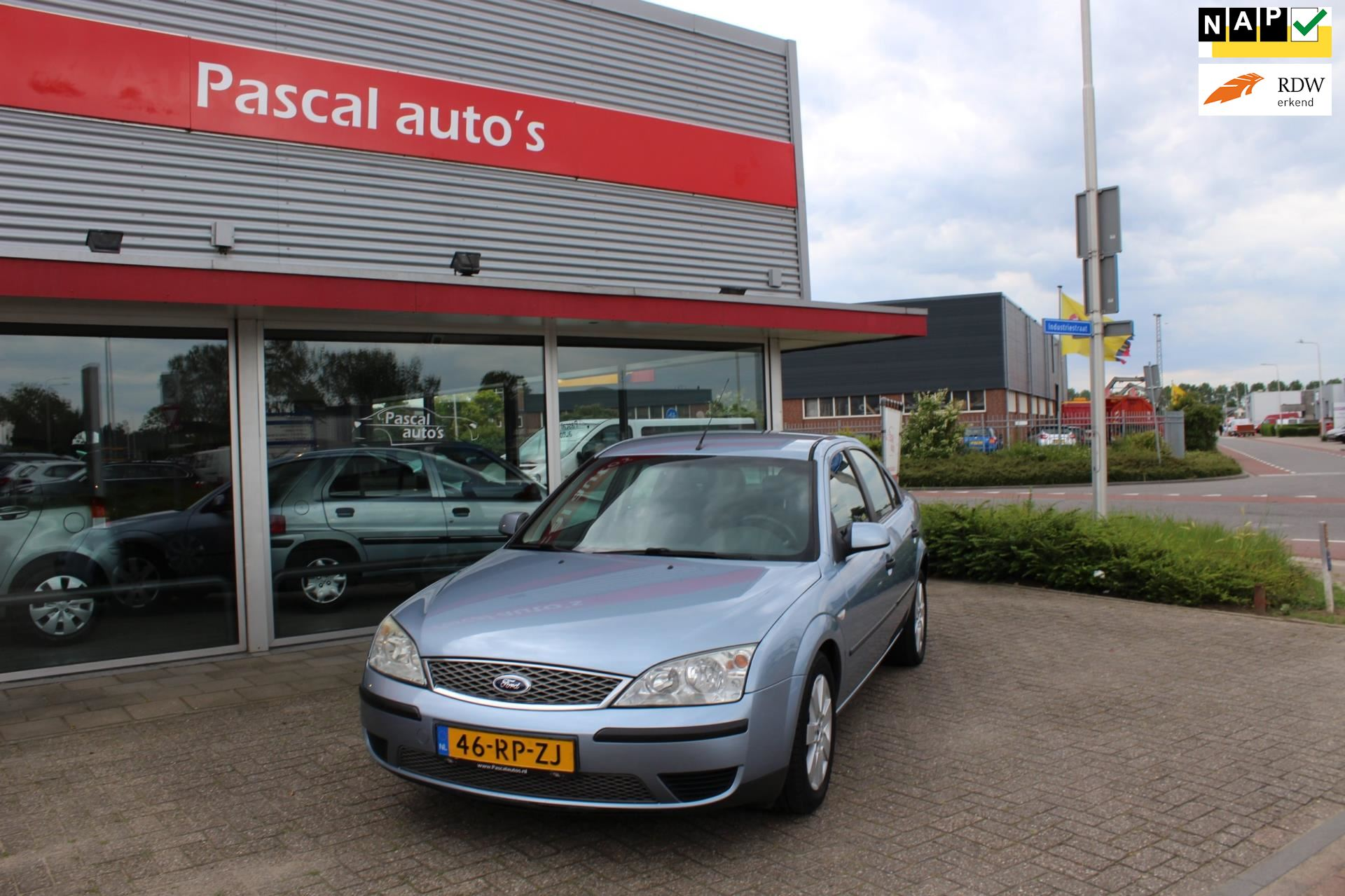 Ford Mondeo occasion - Pascal Auto's