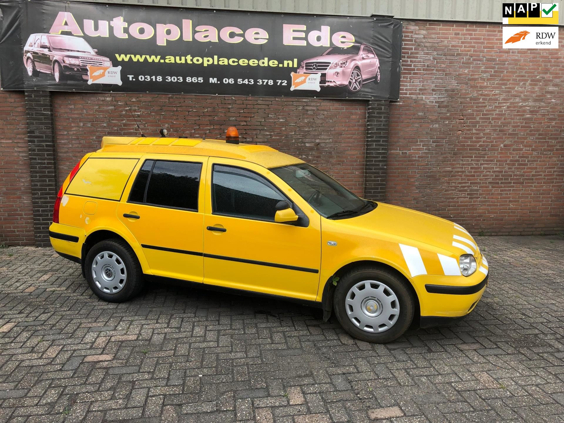 Volkswagen Golf Variant occasion - Autoplace Ede