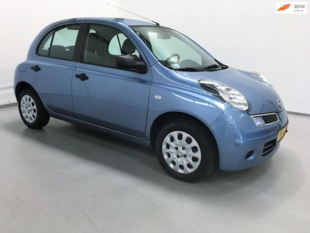 Nissan Micra 1.2 Mix / Airco / Radio-CD