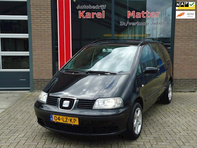 Seat Alhambra 2.0 Stella *AUTOMAAT* *7 PERSOONS*
