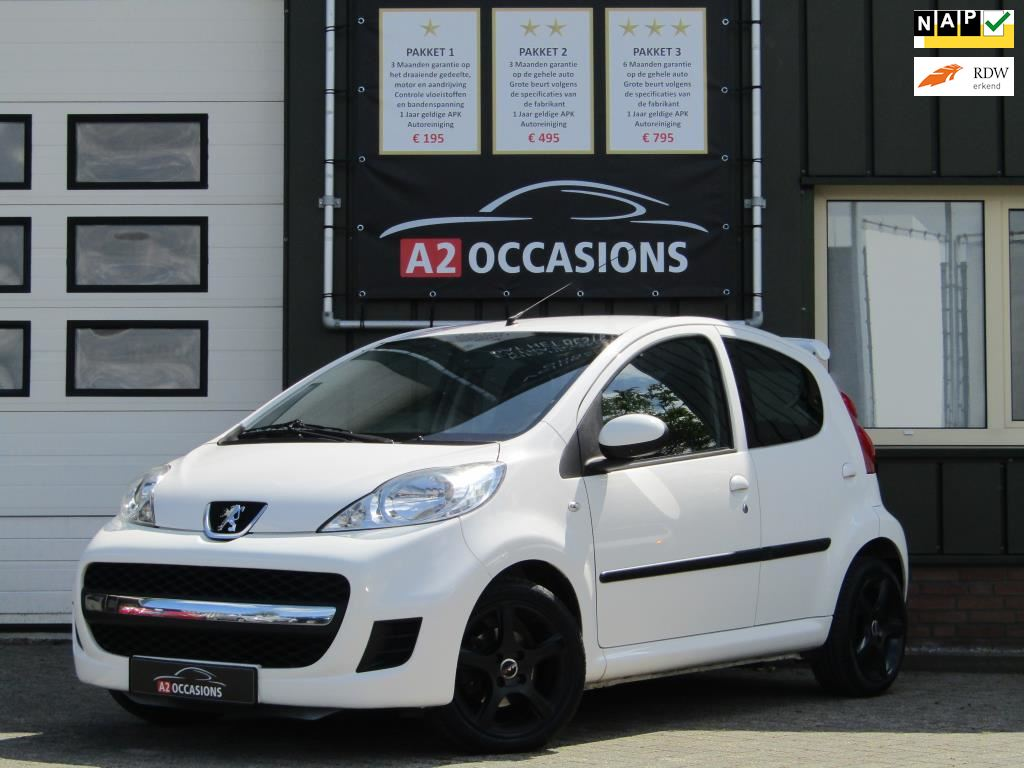 Peugeot 107 occasion - A2 Occasions
