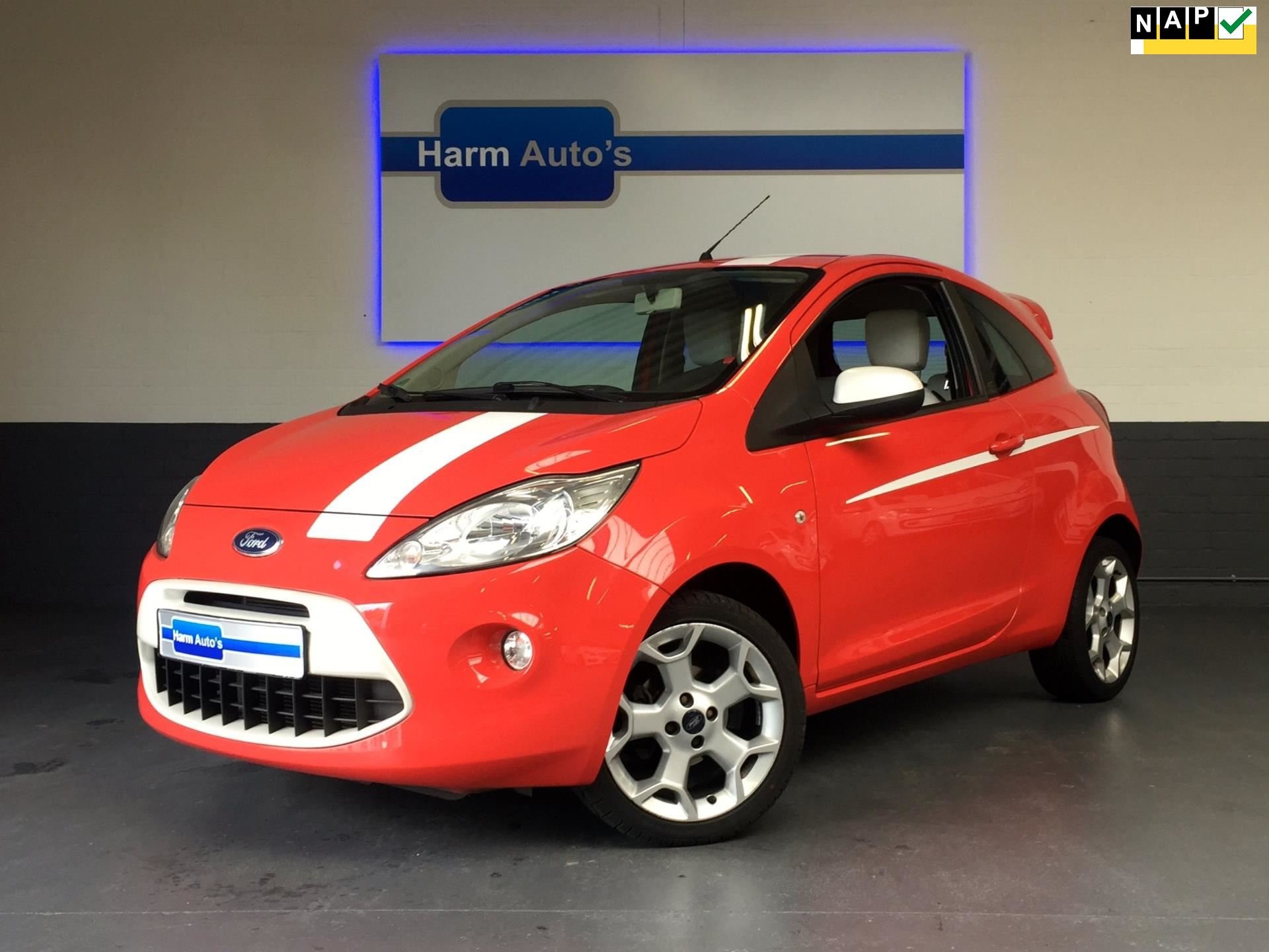 Ford Ka occasion - Harm Auto's