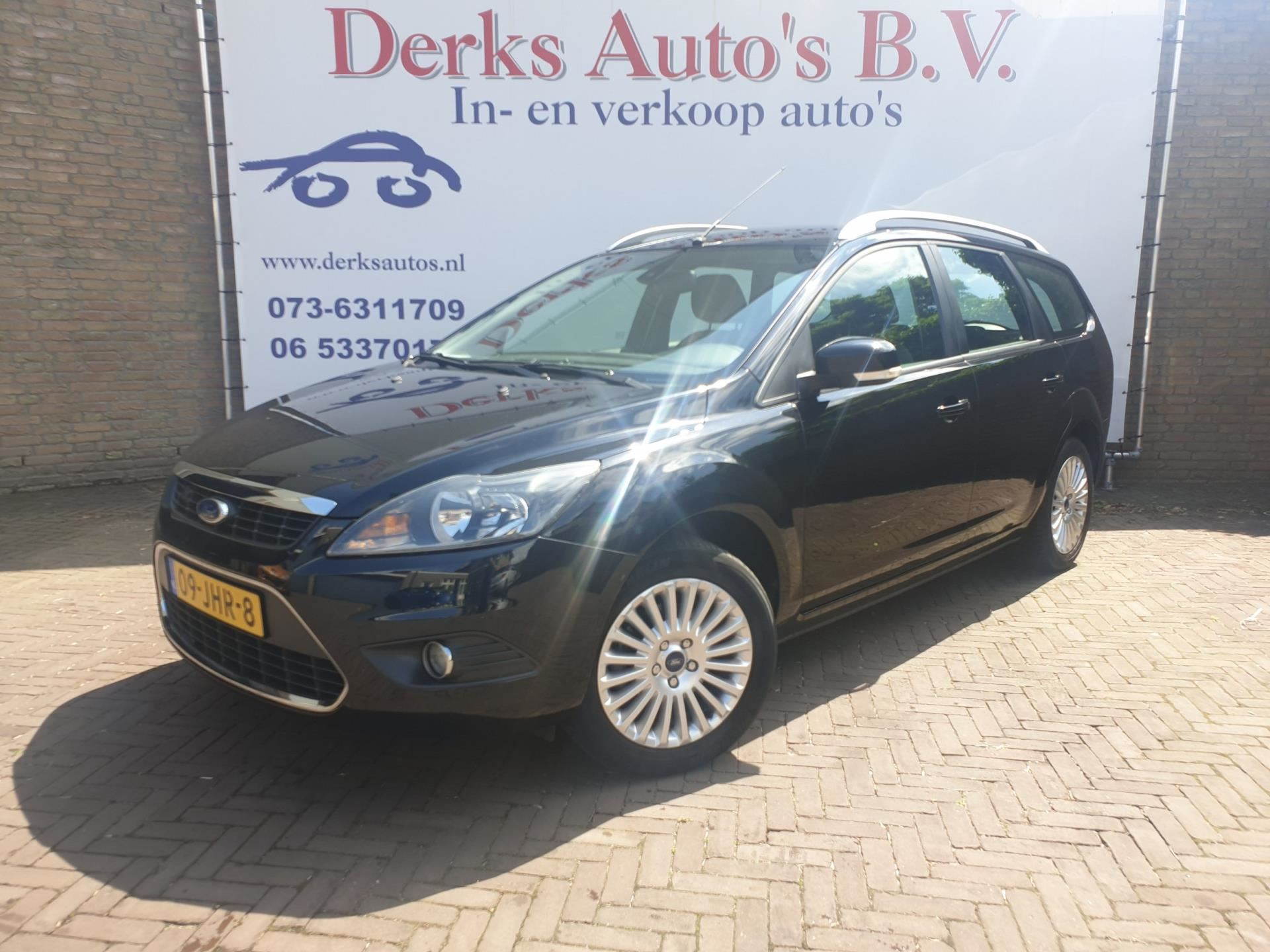 Ford Focus Wagon occasion - Derks Auto's B.V.