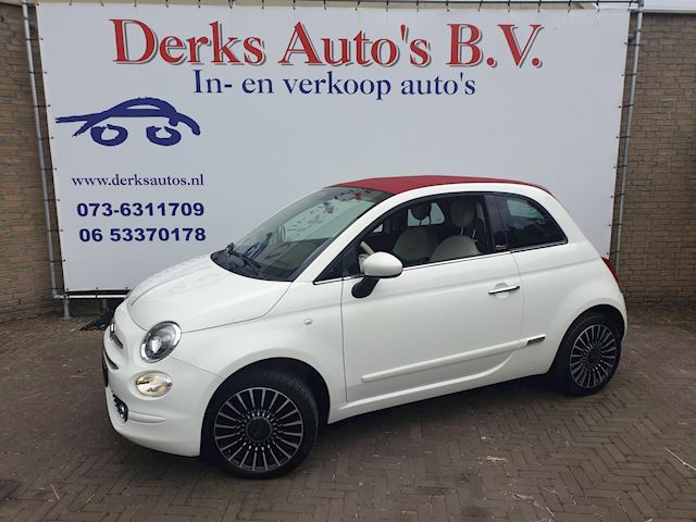 Fiat 500 1.2 Young Cabrio Automaat