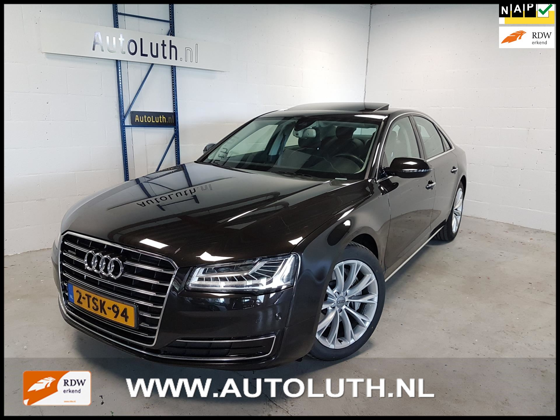 Audi A8 occasion - Luth BV