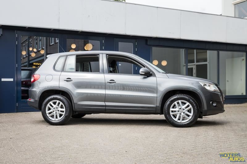 Volkswagen Tiguan occasion - Wolters Auto's